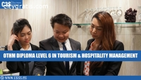 LEVEL 6 DIPLOMA IN TOURISM & HOSPITALITY