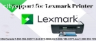 Lexmark Printer Support 1-800-294-5907