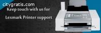 Lexmark Printer Support Number