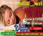 LIMPIEZA DE AURA JUDITH MORI