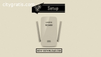 linksys extender setup re6400