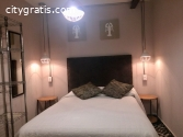 Lodging in suites and rooms, Mexico City
