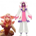 LOL Pajama Guardian Lux Cosplay Costume