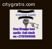 love spell casters Call +27787609980