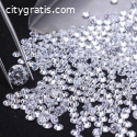 Low Prices Colorless Diamonds Lot