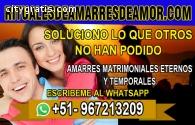 MAGIA NEGRA Y AMARRES TEMPORALES