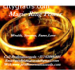 Magic Ring Of Mystic Powers +27762900305