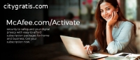 McAfee activate - enter mcafee product k