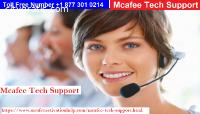 McAfee Activation Help Number +1 877 301