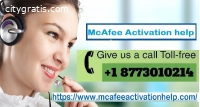 Mcafee Activation Help Toll Free Number