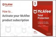 McAfee.com/activate - Enter activation c