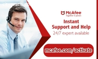 McAfee.com/Activate - Enter your code -
