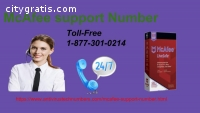 McAfee Support Phone Number +1 877 301 0