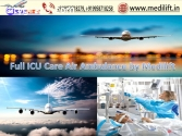 Medilift Air Ambulance Service in Patna