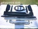 Mercedes benz r107 bumper