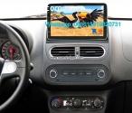 MG 3 Car audio radio update android GPS