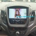 MG 5 Car stereo audio radio android GPS