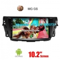 MG GS Car audio radio update android GPS