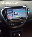 MG GT Car audio radio update android GPS