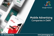 Mobile Advertising Companies in Delhi -