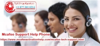 Need Mcafee Support experts dial Toll Fr