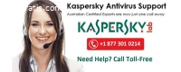 Need Support for Kaspersky Dial our Kasp