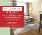 Next Level Rooms Sale to Buy Area Rugs