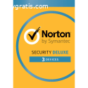 Norton Security Deluxe (1 Year/ 3 Device
