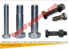 Nuts Bolts Fasteners Exporters in India