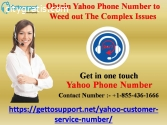 Obtain Yahoo Phone Number to Weed out Th