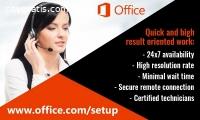 Office Setup - Enter Office Product Key