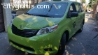 One owner 2014 Toyota Sienna Mobility Ha