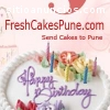 Online Cakes Delivery in Pune