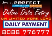 Online Data Captcha Entry Daily Payment