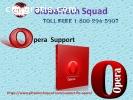 Opera support | 1-800-294-5907