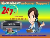 Our customer care service Hp printer