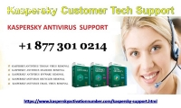 Our Kaspersky Customer Tech Support deli