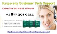 Our Kaspersky Customer Tech Support deli