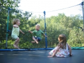 Outdoor Trampoline For Sale