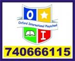 Oxford RT Nagar Online Nursery School |