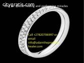 Pastor's fortune teller magic ring to se