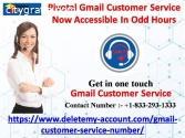 Pivotal Gmail Customer Service Now Acces