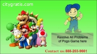 Pogo Phone Number 1-888-203-9661