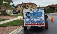 Pressure cleaning services Miami