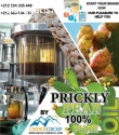 Prickly pear seed oil wholesale