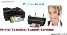 Printer Support Services | Printer Techn