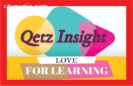 Qetz Insight Online Learning channel for
