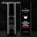 Rapido Beard Spray For Healthier