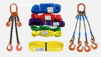 Reliable Rigging Slings for Industrial L