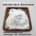 Resveratrol supplier in China  501-36-0
